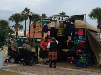 """Got Kilt"" made its way to the Celtic Fest."