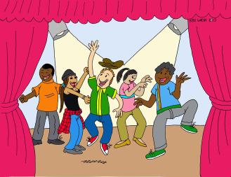 Campus Choice Dancers - North Campus - Altonia Bryant