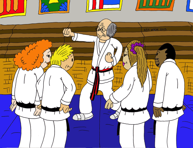 Tang Soo Do Club- South Campus - Charles Phillips III