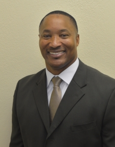 Dr. Cedrick Gibson as the new Kent Campus/Cecil Center president and executive chair of the School of Business and Professional Studies