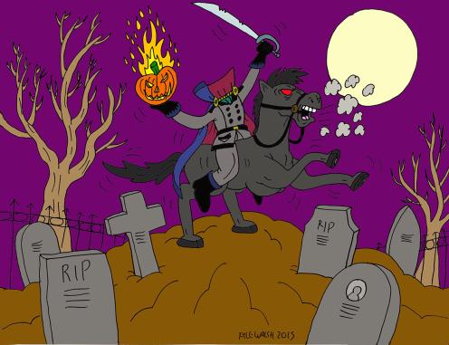 Night of the Headless Horseman