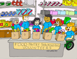 Food Pantry Volunteers