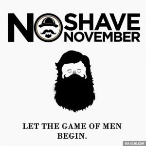 No-Shave-November