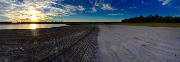 Beach Panorama Nicolle Nesbit-Poche